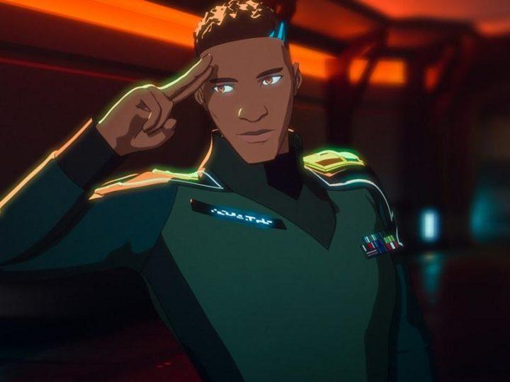 La deuxième saison de la série animée `` Gen: LOCK '' démarre
