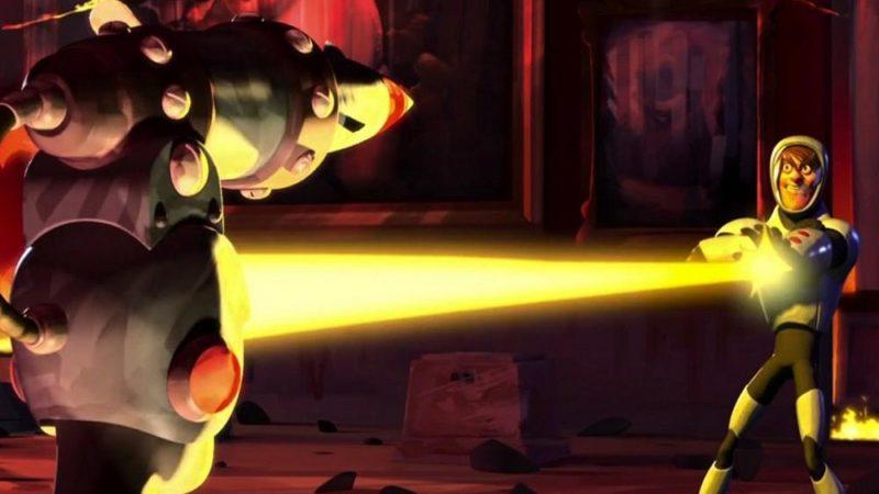 """Il film di animazione """"Henchmen"""" di Bron Animation"""