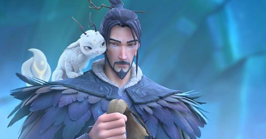 "Il film di animazione cinese ""Jiang Ziya: Legend Of Deification"""