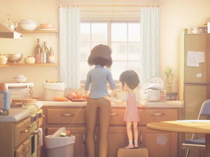 """Anamon Studios publica el cortometraje animado """"Let's Eat"""" con AWS"""