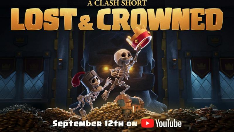 "Film krótkometrażowy ""The Clash of Clans"" ""Lost & Crowned"""