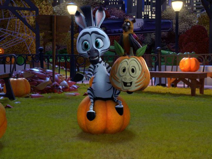 """Il trailer della nuova serie animata """"Madagascar: A Little Wild&"""" per lo spaventoso Halloween"""