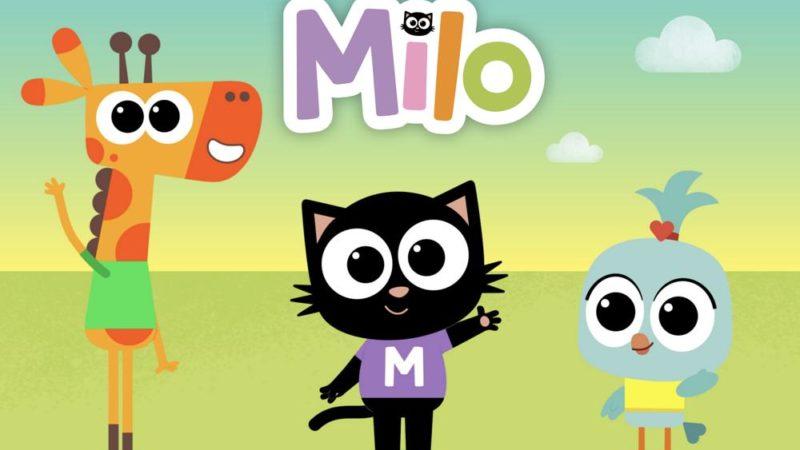 """Planeta Junior och Fourth Wall slår sig samman för serierna """"Milo"""" och """"Superpigs"""""""