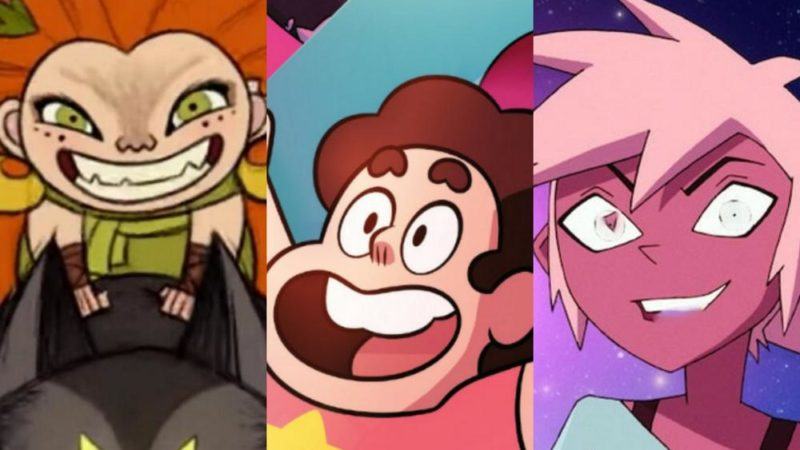 "Virtual Comic Con zal praten over ""Wolfwalkers"", ""Star Trek: Lower Decks"", ""Steven Universe"""