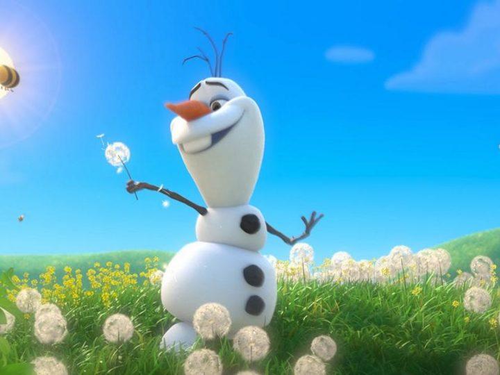 """Le vere origini di Olaf  rivelate nel cortometraggio Disney + """"C'era una volta un pupazzo di neve"""""""