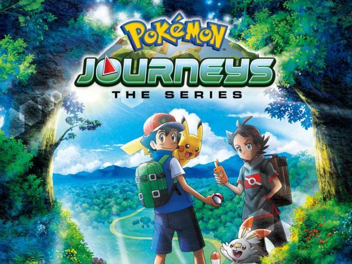 La 23e saison de la série animée Pokémon sur Netflix aux États-Unis