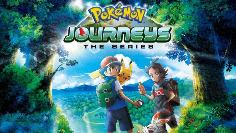 Pokémon-animaatiosarjan 23. kausi Netflixissä Yhdysvalloissa