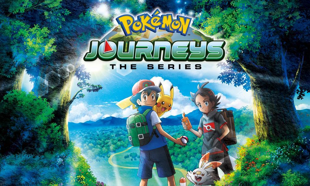La 23a stagione della serie animata Pokémon su Netflix negli Stati Uniti