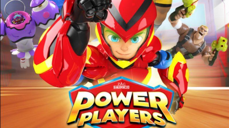 Power Players - Den animerade serien på Cartoonito