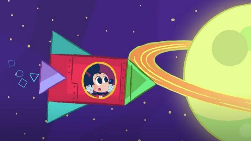 """Den officiella Youtube-kanalen Disney Junior publicerar karikatyrerna """"Ready for Preschool"""" på spanska"""
