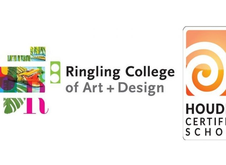 Ringling College of Art and Design har utsett en Houdini-certifierad skola