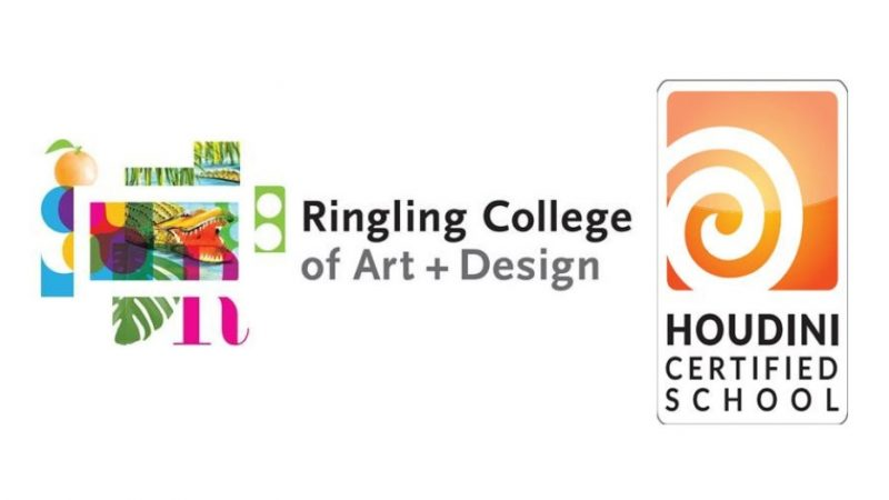 Ringling College of Art and Designは、Houdini認定校を指定しました
