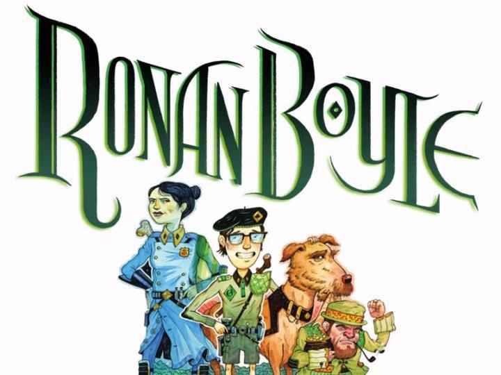 """DreamWorks produrrà il film di """"Ronan Boyle"""" con il regista Fergal Reilly"""