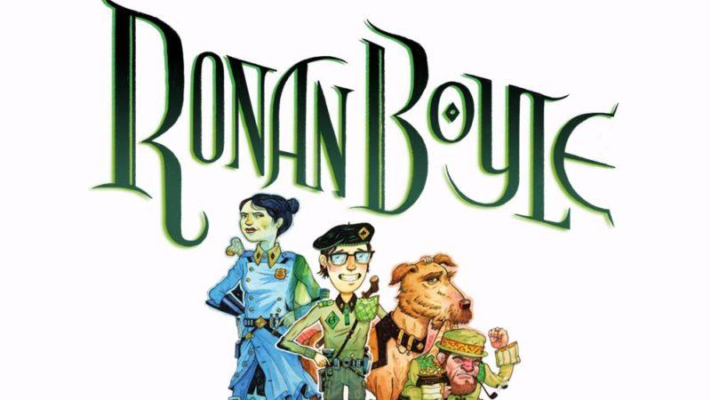 """DreamWorks kommer att producera """"Ronan Boyle"""" -filmen med regissören Fergal Reilly"""