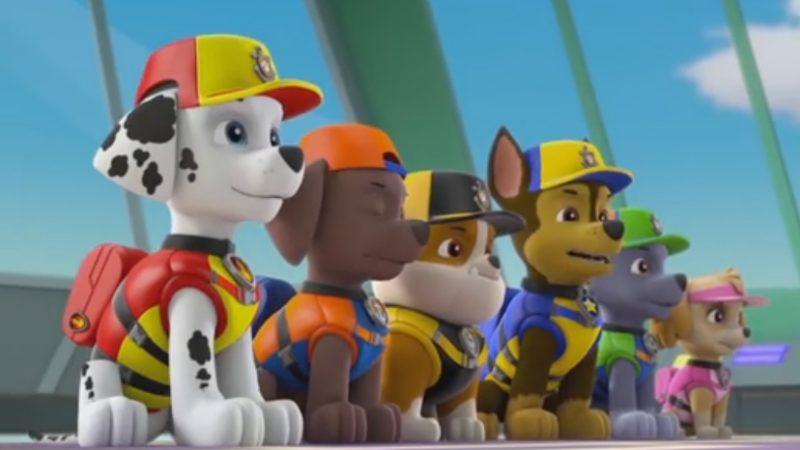 I nuovi episodi di Paw Patrol Dal 12 ottobre alle 18.35 su Cartoonito