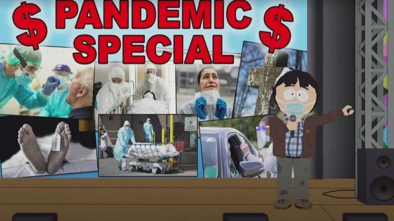'South Park' återvänder med en pandemispecial