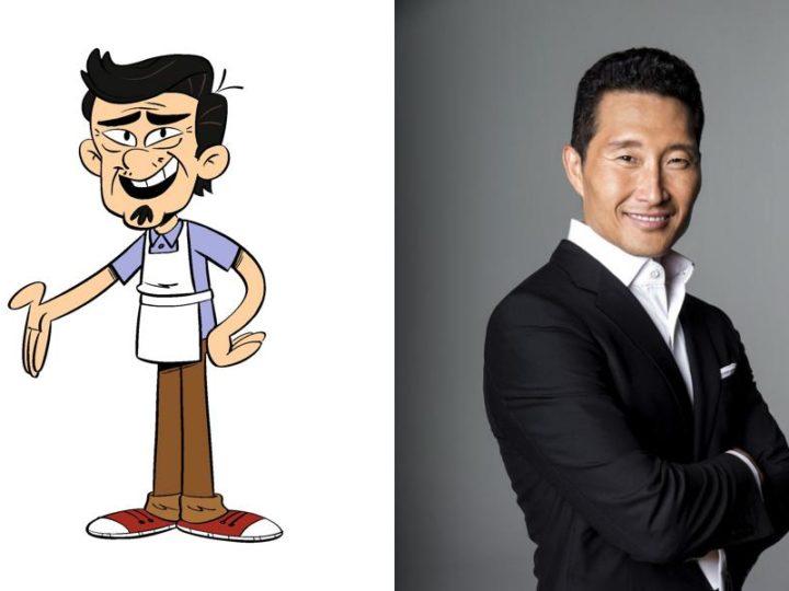 クリップ:Daniel Dae Kimが金曜日の新しいエピソードで「The Casagrandes」に参加します