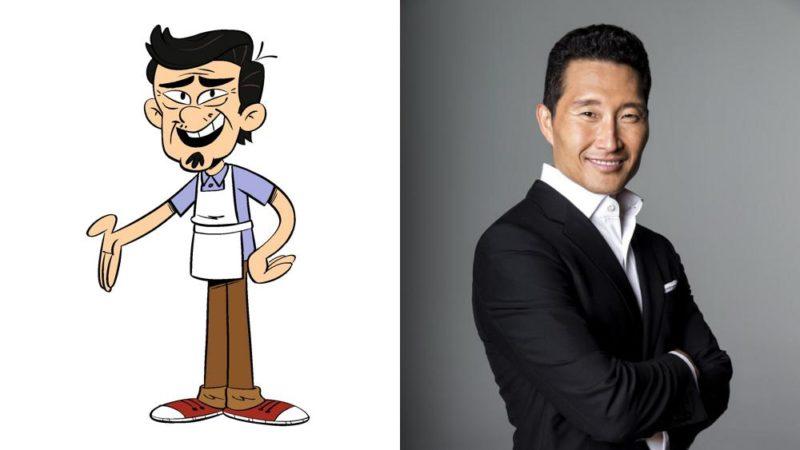 """Daniel Dae Kim wird Mr. Hong in der Serie """"The Casagrandes"""" sprechen."""