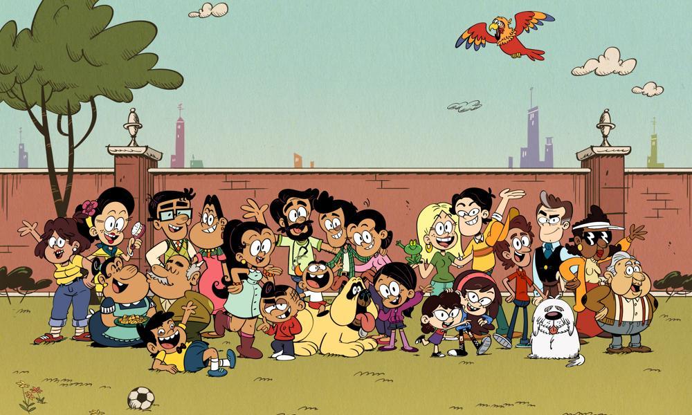 """Nickelodeon produrrà la terza stagione de """" I Casagrandes"""""""