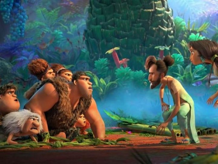 "2 월 영화 ""The Croods XNUMX : A New Era""예고편"