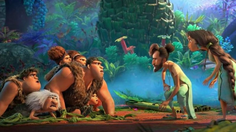 "O trailer de ""The Croods 2: A New Era"" de novembro para o cinema"
