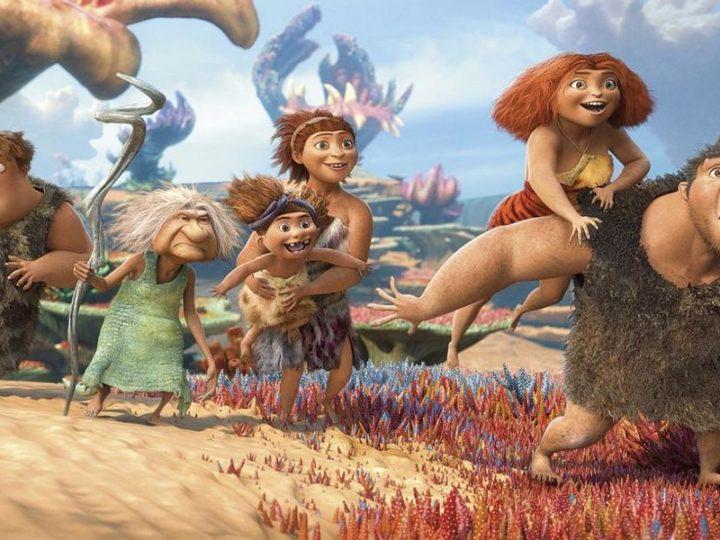 """""""I Croods 2"""" il film di animazione previsto per novembre"""