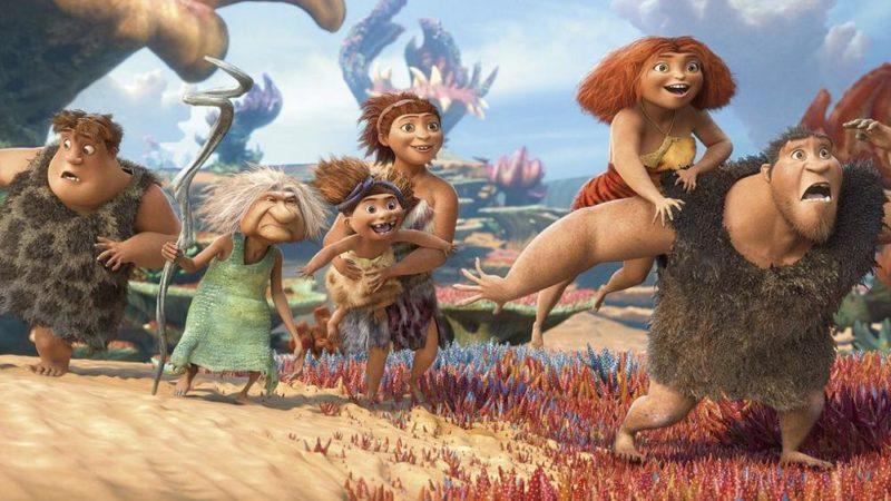 """""""The Croods 2"""" ist der für November geplante Animationsfilm"""