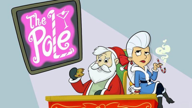 """""""The Pole"""" ist die Zeichentrickserie für Erwachsene auf TZGZ und SYFY im Jahr 2021"""