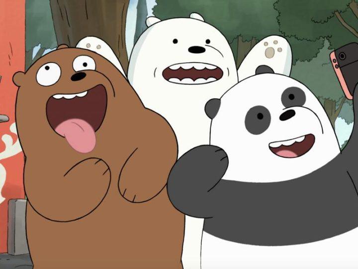 """A settembre su CN con  """"We Bare Bears"""", """"Ben 10"""" e altro"""