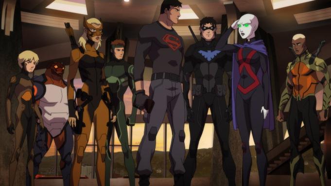 """DC FanDome presenterar den fjärde säsongen av """"Young Justice: Phantoms"""""""