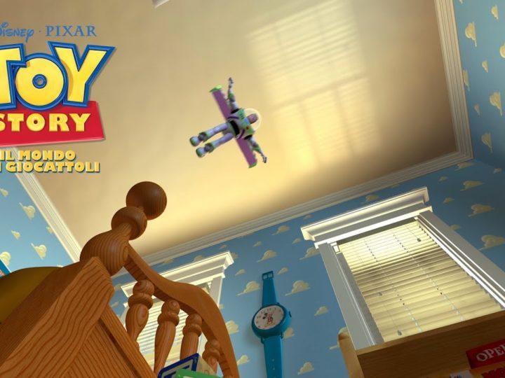 Cadere con Stile | Toy Story – Il Mondo dei Giocattoli