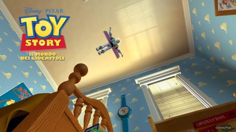 Spadek ze stylem | Toy Story - świat zabawek