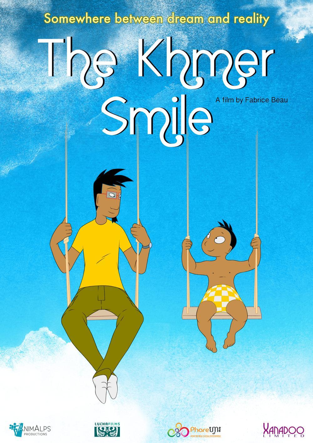 Il sorriso Khmer