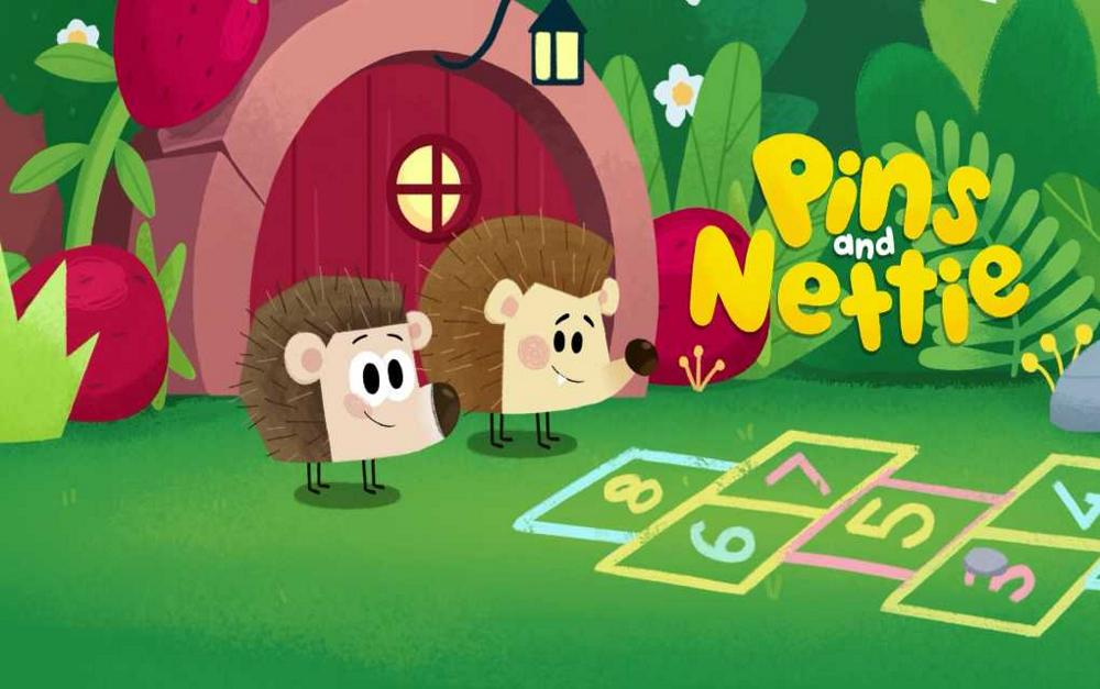 Pins e Nettie