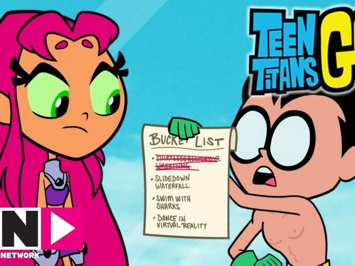 La lista dei desideri | Teen Titans Go! | Cartoon Network Italia
