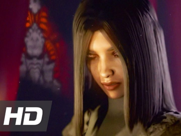 """CGI Animated Horror Short Film: """"Gracey Manor"""" by Chris Gallagher 