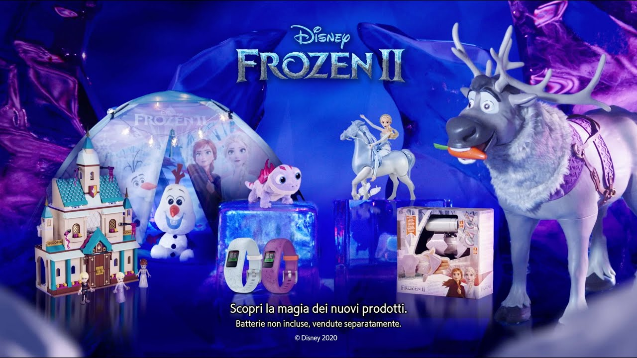 Frozen Fan Fest | Scopri la magia