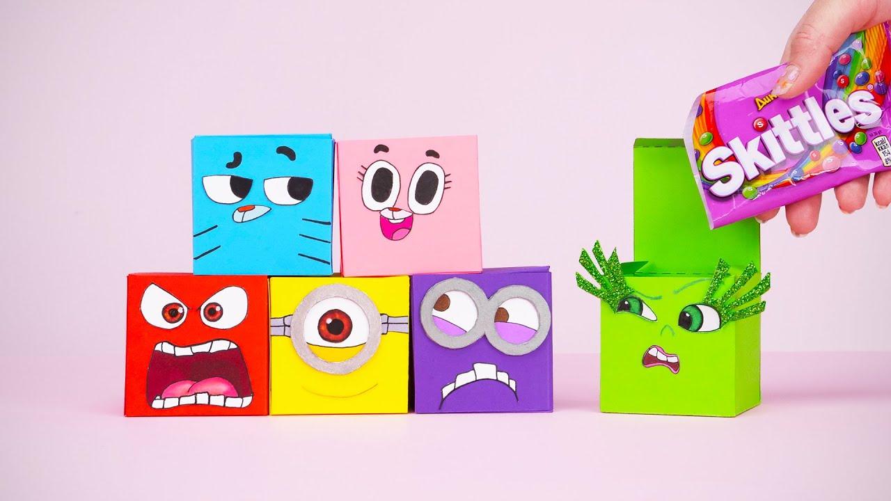 Come realizzare oggetti utili per la scuola con i personaggi dei cartoons