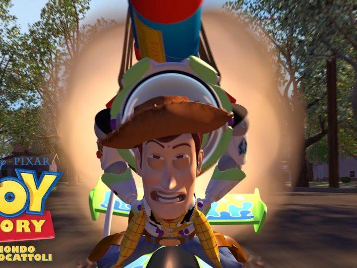 Woody e Buzz prendono il volo | Toy Story – Il Mondo dei Giocattoli