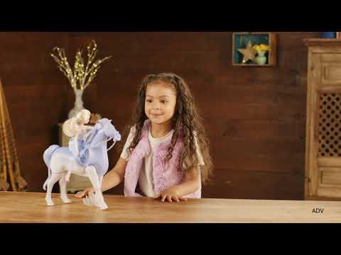 Frozen Fan Fest | Hasbro | Elsa e il cavallo Nokk elettronico