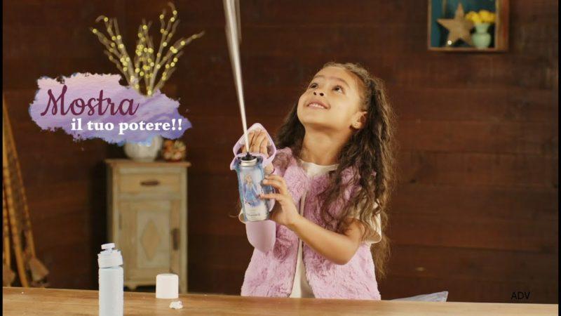 Il bracciale di ghiaccio di Frozen della Giochi Preziosi – Frozen Fan Fest