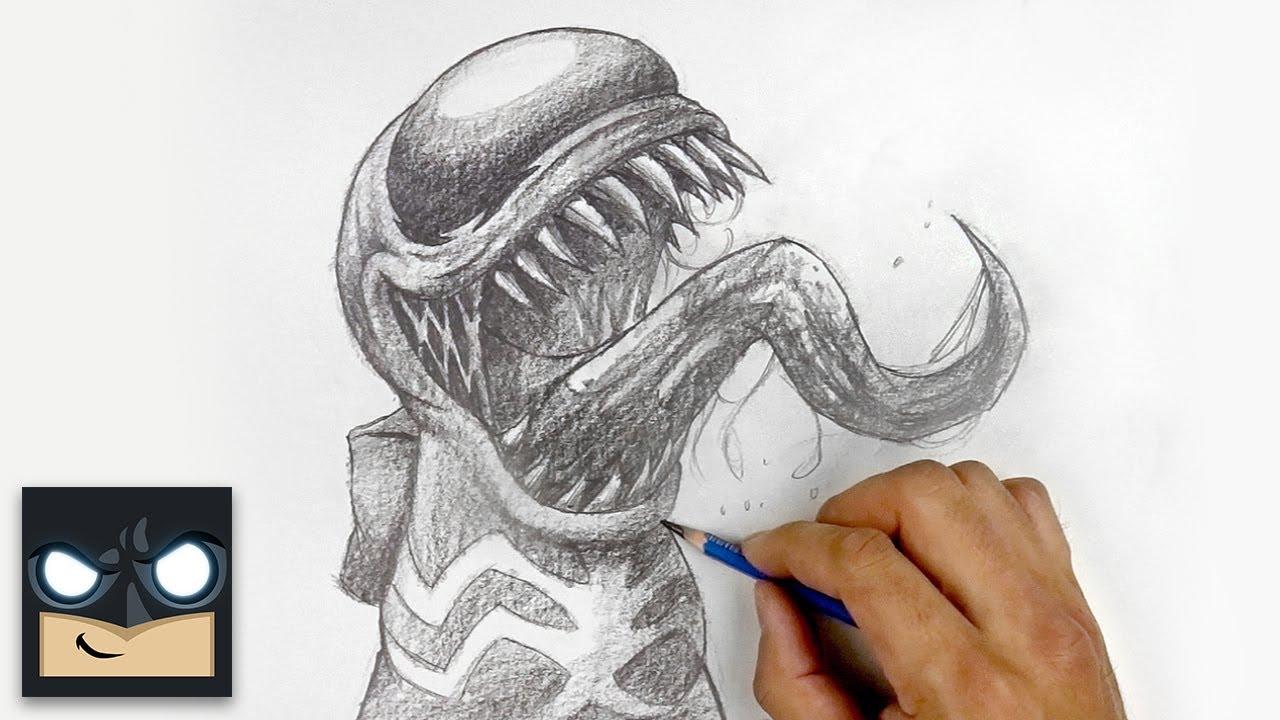 Come disegnare Venomized Imposter | AMONG US