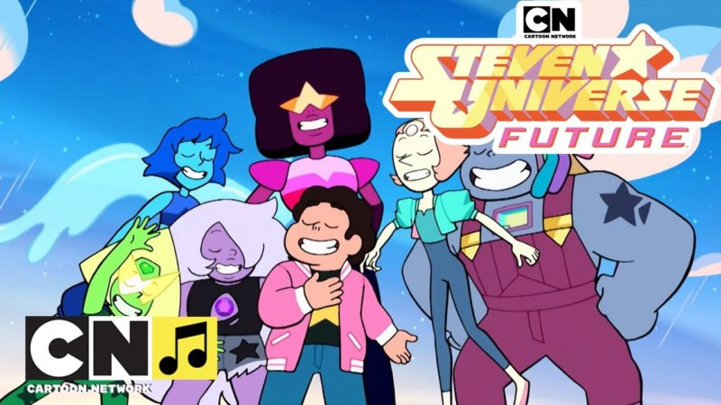 Felici per sempre | Steven Universe | Cartoon Network Italia