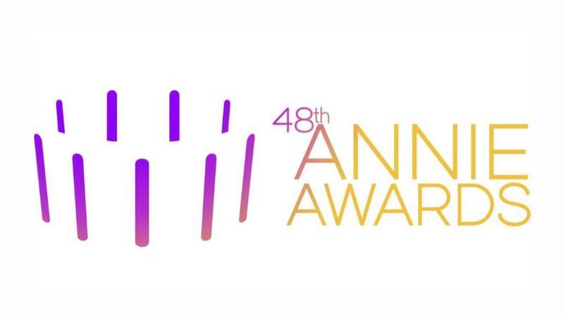 Annie Awards의 48 번째 에디션이 XNUMX 월 시상식을 위해 가상화됩니다.