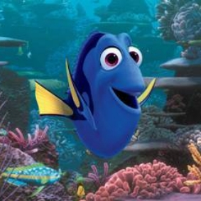 Finding Dory - Disney Pixars animerade film