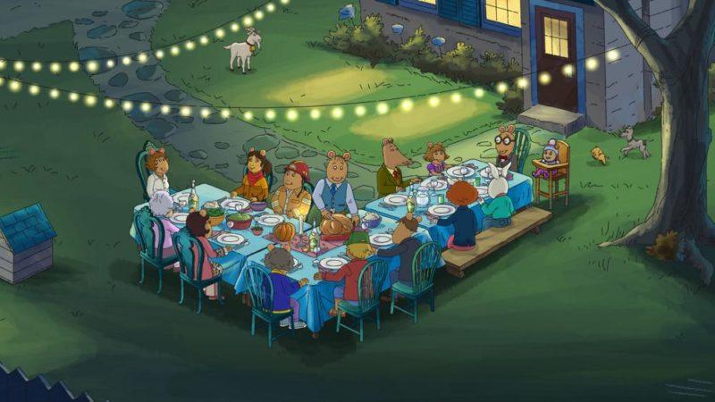 """PBS KIDS feiert Thanksgiving mit speziellen Episoden """"Pinkalicious"""" und """"Arthur"""""""
