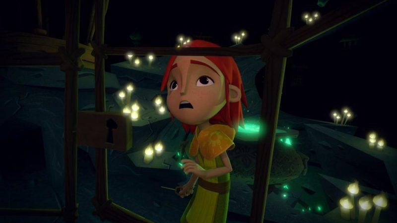 """Baba Jaga"" to zwiastun filmu animowanego autorstwa Baobab Studios"