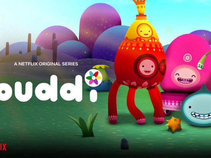"""""""Buddi"""", de animatieserie van Keith Chapman in zijn 2e seizoen"""
