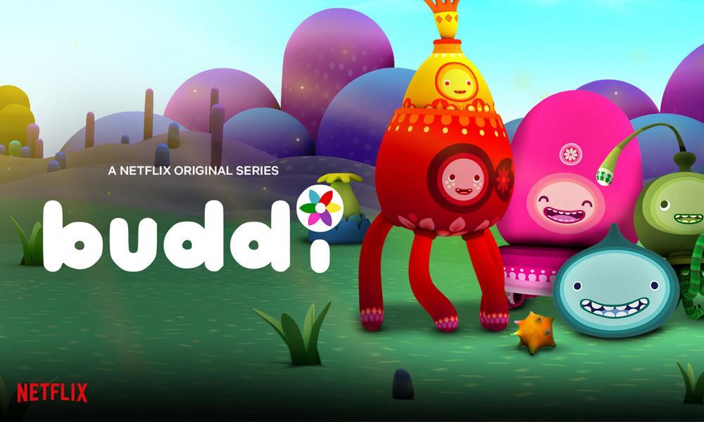 """""""Buddi """" la serie animata di Keith Chapman alla sua 2a stagione"""