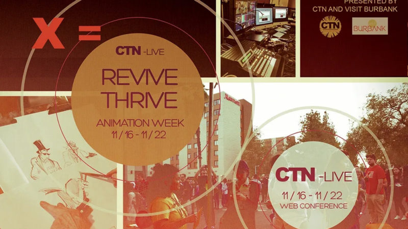 CTN Live makes the Burbank event virtual and global